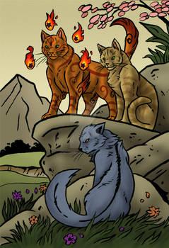 Okami Warrior Cats