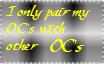 OCxOC stamp by NickyVendetta