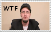 Nostalgia Critic stamp by NickyVendetta