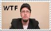 Nostalgia Critic stamp by NickyVendetta
