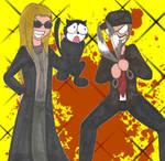 Nostalgia and Necro Critic - Felix the Cat by NickyVendetta