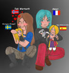 Toki + Remy
