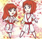 Happy Bday Kasumi n' Kazuki