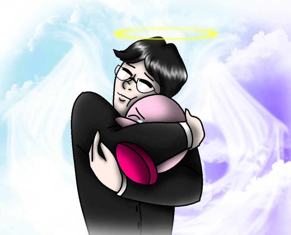 Arigato, Iwata-san by NickyVendetta