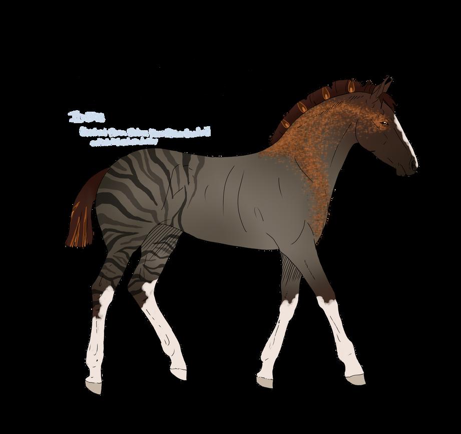 548 - Place Holder [Sale Foal] by Catzei