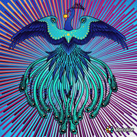 Peacock by KrystalBM