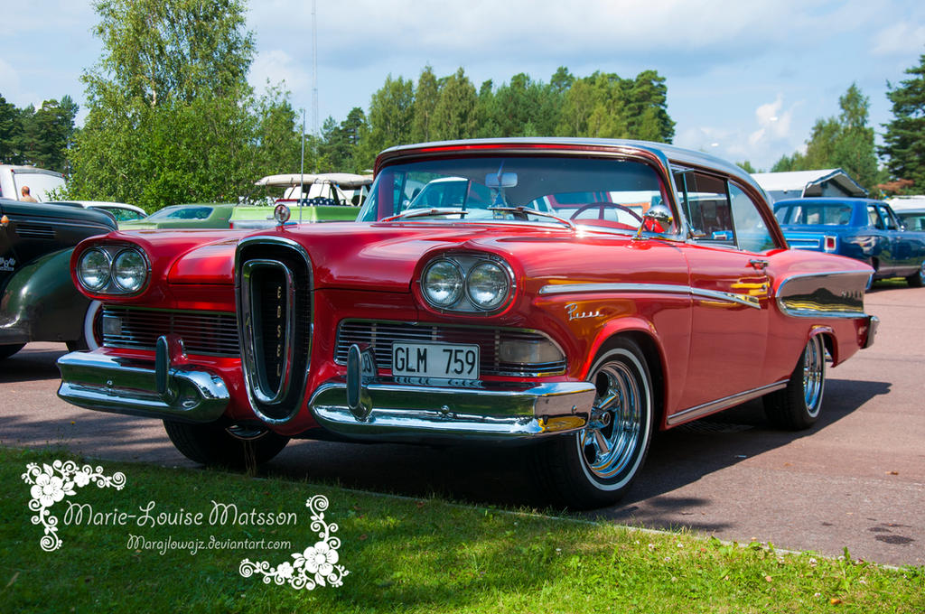 Ford Dealership Beaumont Tx >> Ford edsel pacer
