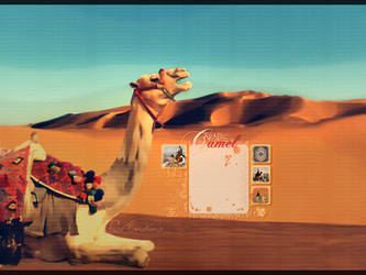 Arabic Camel by Pure-Emotions