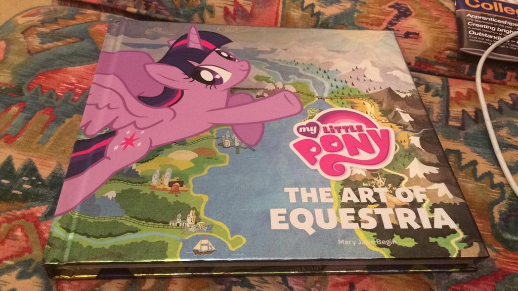MLP Art of Equestria by mlpbronypony