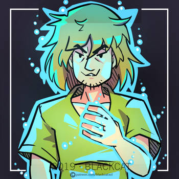 God Shaggy by BlackCatXCL