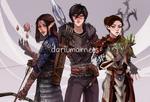 girl squad by dariumarneus