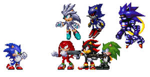 Sonic's Rivals