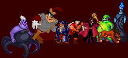 Villains fo the Renaissance by Tailikku1