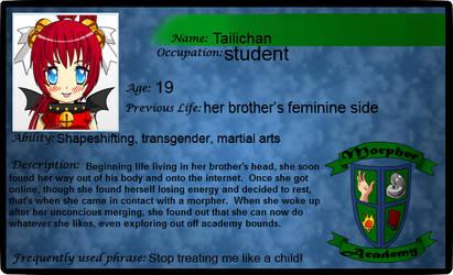 Tailichan ID by Tailikku1