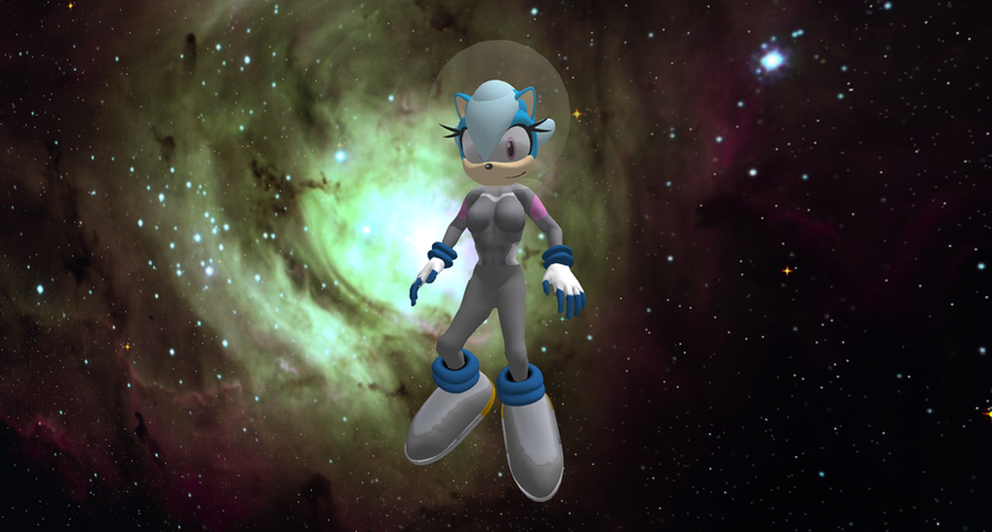 Nova in Space by Tailikku1