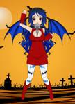 Urthy-chan Demon Version by Tailikku1