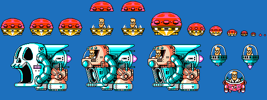 Cossack Skull and UFO by Tailikku1