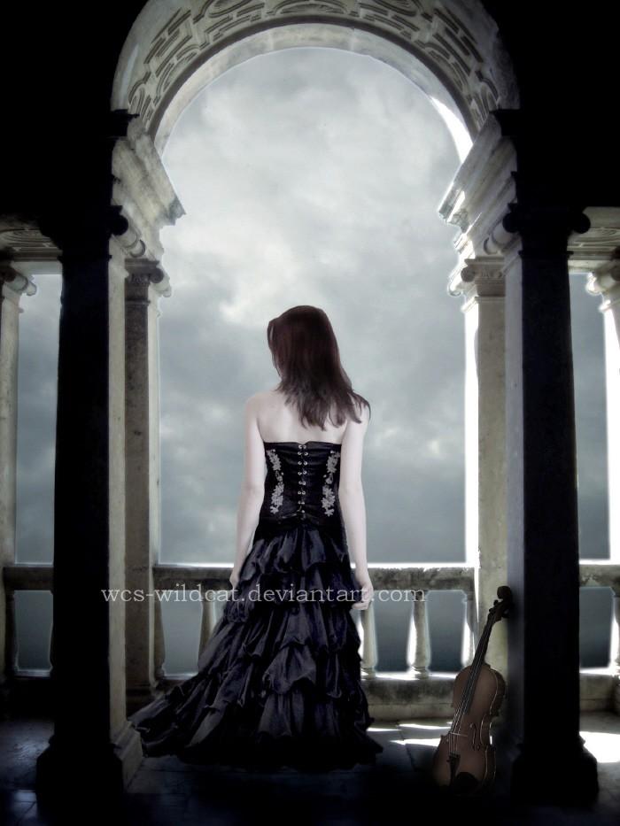 love's darkness by WCS-Wildcat