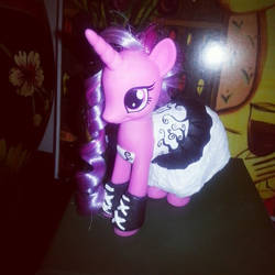 My Little Pony Custom by Ember-lacewing