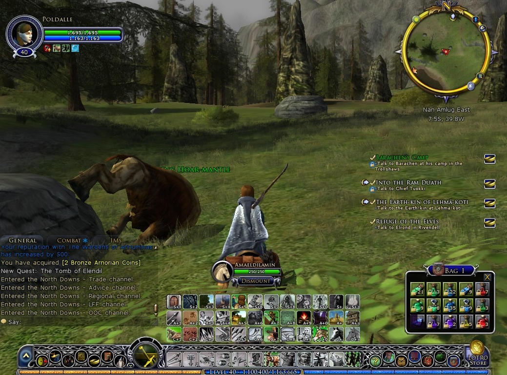 LotRO:Auruch Made A Funny by PoldalleLovesnare