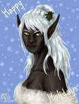 Happy Holidays 2011 -Arabae- by PoldalleLovesnare