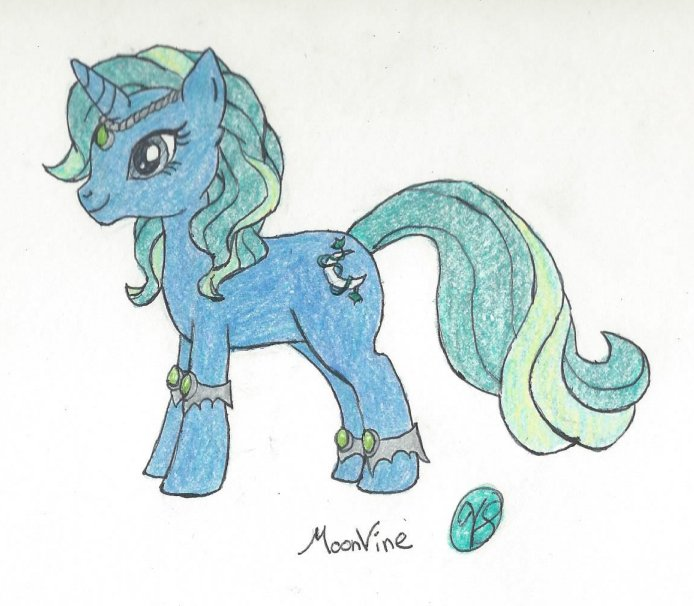 MoonVine by PoldalleLovesnare