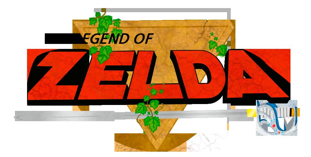 The Legend Of Zelda - Logo Render by Jese1801