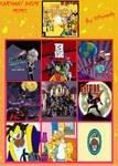Top Ten Cartoons