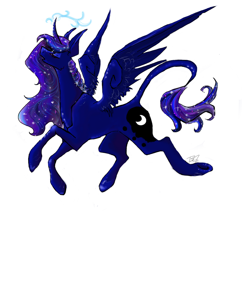 Princess Luna by Havenhold