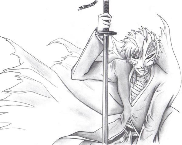 Hollow Ichigo By Wackurhment0 On DeviantArt