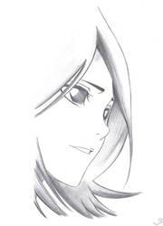 Rukia by Wackurhment0