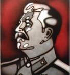 Steel Stalin by Hilazon