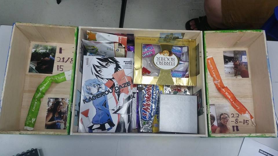 Memory box (Open) by die22342
