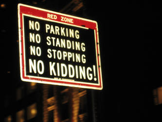 funny city sign by bpscool
