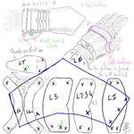 Gauntlets blueprints