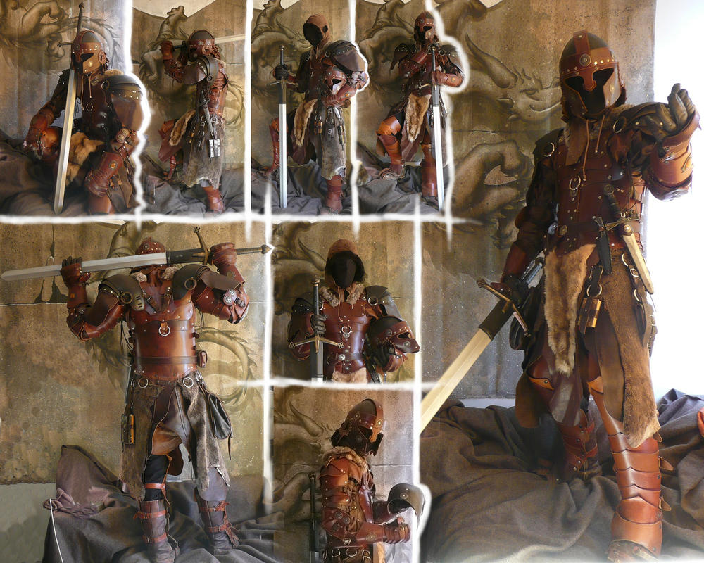 Leather Armor v4 by Astanael