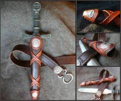 Dagger Sheath by Astanael