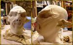 Orc prosthetic -part 1