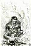 Neanderthal's last days - The transe