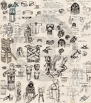 Patterns - Armors Schematics Assortment