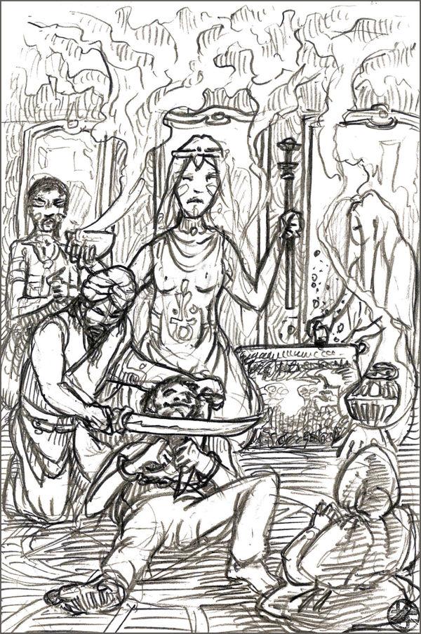 Masks of Nyarlathotep - The Dream Ritual