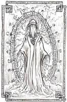 Umr Al Tawil - Avatar of Yog-Sothoth by Astanael