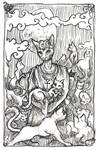 Bast, Goddess of all Cats