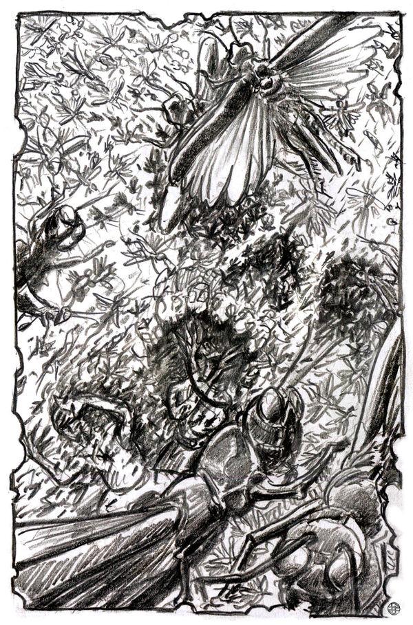 The Bringer of Pests