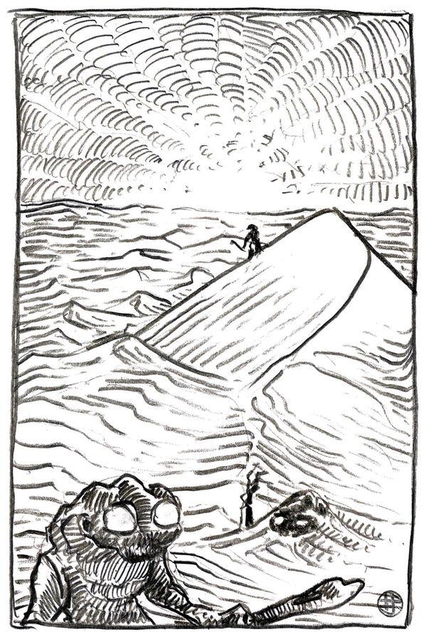 Sand Dwellers
