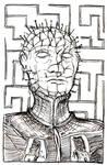 Pinhead portrait