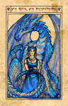 Skopa Draconis - Queen of Saphire - Ortheis