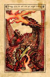 Skopa Draconis - King of Ruby - Arain