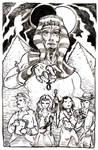 Masks of Nyarlathotep - Dramatis Personae