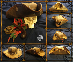 Modular Pirate Hat